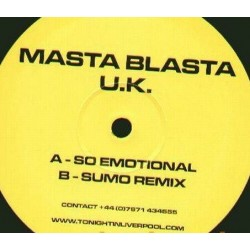 Masta Blasta UK - So Emotional (BRUTAL¡¡)