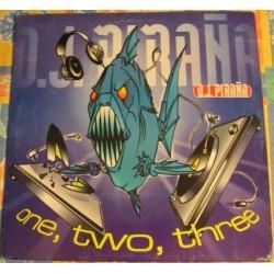 DJ Piraña – One, Two, Three