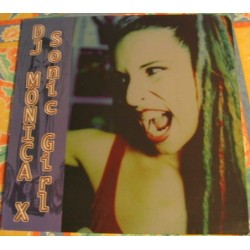DJ Mónica X - Sonic Girl