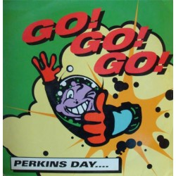 Perkins Day ‎– Go! Go! Go!