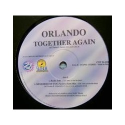 Orlando - Together Again(INCLUYE MEMORIES OF YOU¡¡  TEMAZOS¡¡)