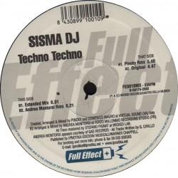 Sisma DJ – Techno Techno