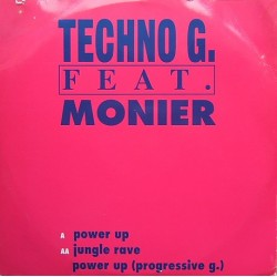 Techno G. Feat. Monier – Power Up