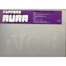 Poppers Presents Aura – Every Little Time (DISCO DOBLE.IMPORT¡¡)