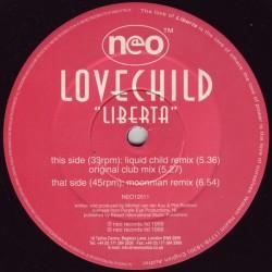 Lovechild – Liberta (NEO RECORDS)