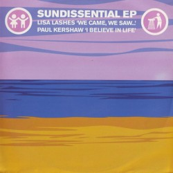 Lisa Lashes / Paul Kershaw ‎– Sundissential EP