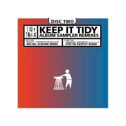 Rim Shot / The Red Hand Gang – Keep It Tidy Album Sampler Remixes