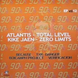 90's EP Vol. 12 (INCLUYE ATLANTIS & KIKE JAEN¡)