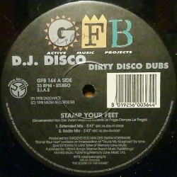 DJ Disco - Stamp Your Feet