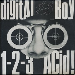 Digital Boy ‎– 1-2-3 Acid (FLYING RECORDS)