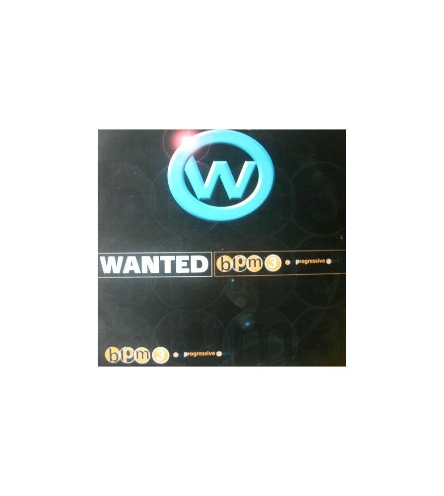 Various - Wanted BPM 3(DISCAZOS BRITALES¡¡)