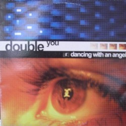 Double You - Dancing With An Angel(2 MANO,DISCO COMO NUEVO¡)