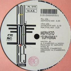 Mephisto – Euphemia (PALMARES)