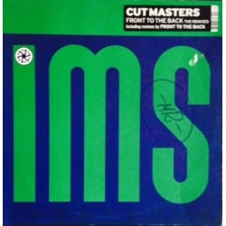 Cut Masters - Front To The Back (MELODIA + BASE HARDHOUSE,DISCO MUY POCO ESCUCHADO,MUYY BUENO¡¡)