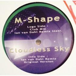 M-Shape - Cloudless Sky