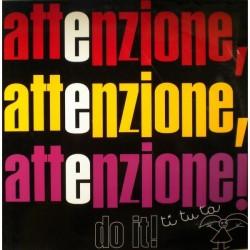 Do It – Attenzione / Ti Tu Ta (TRANCE RECORDS)