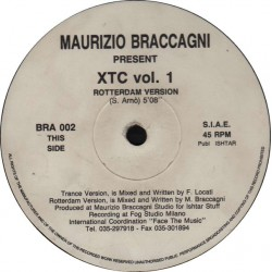 Fabio Locati / Maurizio Braccagni – XTC Vol. 1