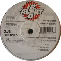 Club Disciples - Fly