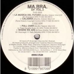 MaBra - Ep. Vol.3