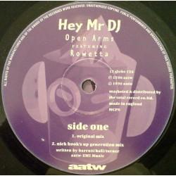 Open Arms - Hey Mr DJ (TEMNAZO MOTIV 8¡)