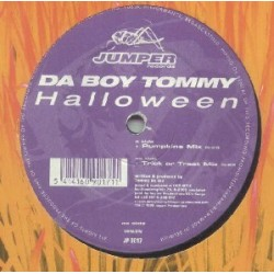 Da Boy Tommy ‎– Halloween (JUMPER RECORDS)