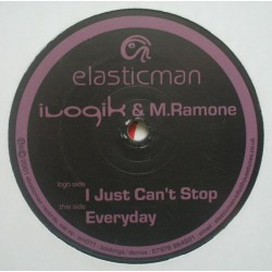 Ilogik & M. Ramone - I Just Can't Stop / Everyday