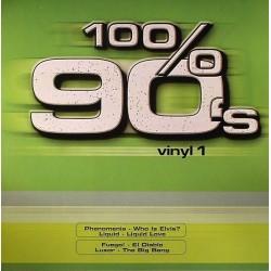 100% 90's Vinyl 1