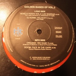 Golden Bases EP Vol. 3