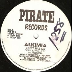 Alkimia – Don't Tell Me