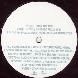 Sylver - Turn The Tide