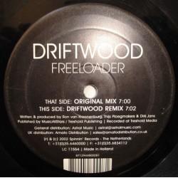Driftwood – Freeloader (EDICIÓN HOLANDESA)