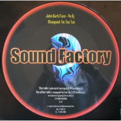 John Dark Face / Maxipaul - Sound Factory - The Members Of The Table