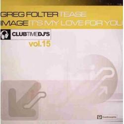 Club Time Dj's Vol. 15 - Greg Folter / Image