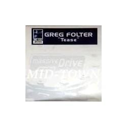 Greg Folter – Tease