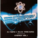 DJ Napo & Alex Trackone - Energy Vol. 1(MUY BUEN PROGRESIVO Y POKAZO TRACKONE¡¡)