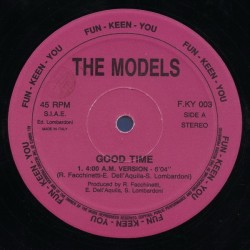 The Models - Good Time