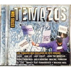 Esto Son temazos (DOBLE CD)