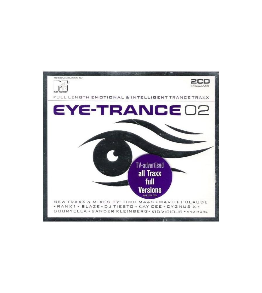Daniel Bruns – Eye-Trance 02 (TRIPLE CD)