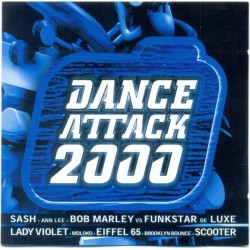 Dance Attack 2000 (DOBLE CD)