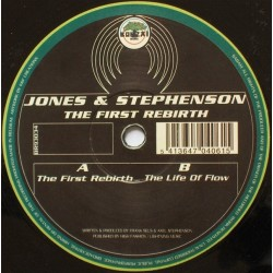 Jones & Stephenson - The First Rebirth(2 MANO,MELODIA REMEMBER)
