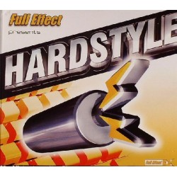 Full Effect Presents Hardstyle (TRIPLE CD)