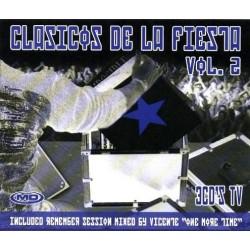 Clasicos De La Fiesta Vol.2 (TRIPLE CD)