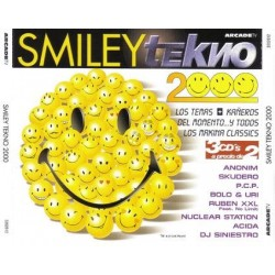 Smiley Tekno 2000 (TRIPLE CD)