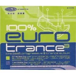 100% Eurotrance 3 (TRIPLE CD)