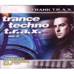 Frank T.R.A.X. – Trance Techno T.R.A.X. Vol. 2