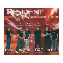 Resident Dj's Vol.2