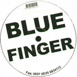 Blue Finger – Finger EP