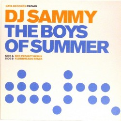 DJ Sammy – The Boys Of Summer (REMIXES)