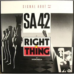 Signal Aout 42 - Right Thing