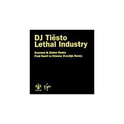 DJ Tiesto - Lethal Industry (Svenson & Gielen remix)
